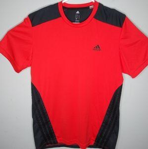 Adidas Climacool Short Sleeve Athletic T Shirt
